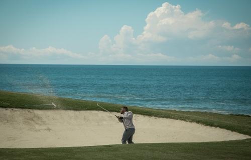 Monarch Beach Golf Links Hole 3