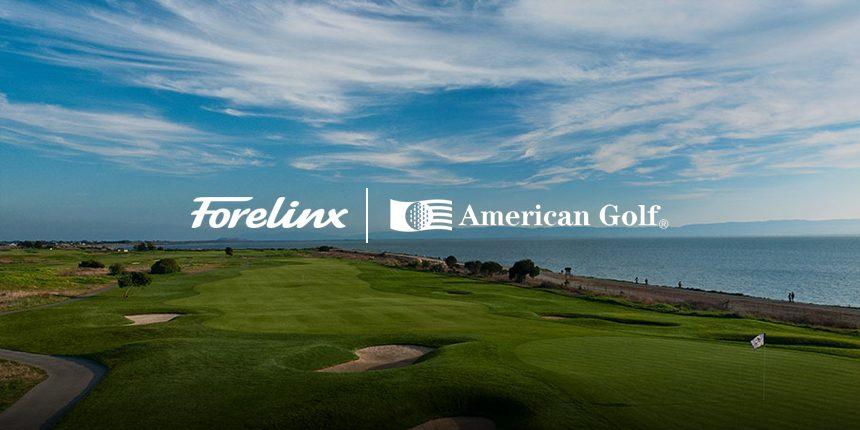 Forelinx X American Golf 860X430
