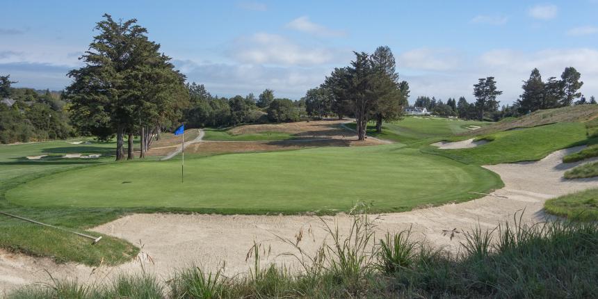 Pasatiempo Golf Club Forelinx 1
