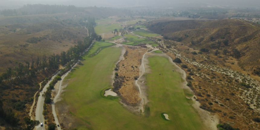 Rustic Canyon Golf Course In Moorpark CA